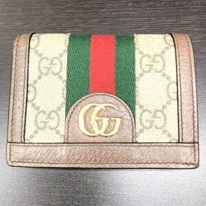 グッチ(GUCCI)財布買取実績画像