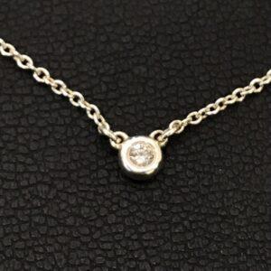 ティファニー(Tiffany&Co)ネックレス-バイザヤード買取実績画像