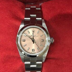 ロレックス(ROLEX)76080時計買取実績画像