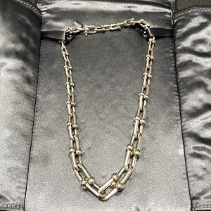 ティファニー(Tiffany&Co)グラジュエイテッドリンクネックレスハードウェア買取実績画像