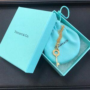 ティファニー(Tiffany&Co)K18アトラスキーネックレス買取実績画像