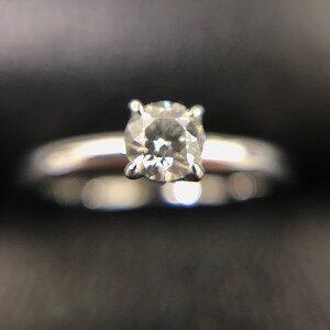 ダイヤモンドリング買取実績画像