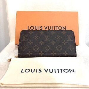 ルイ・ヴィトン(Louis Vuitton)モノグラムジッピーウォレットローズバレリーヌ買取実績画像