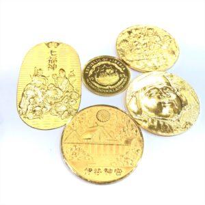 K24コイン小判メダル買取実績画像