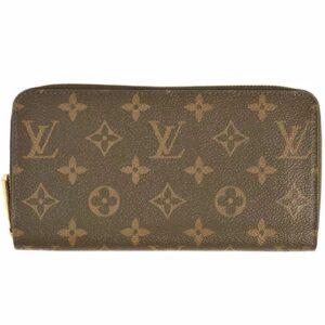 ルイ・ヴィトン(Louis Vuitton)モノグラム ジッピーウォレットラウンドファスナーローズバレリーヌ長財布M41894買取実績画像