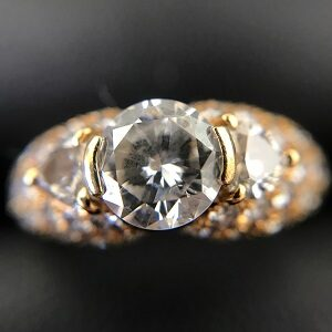 diamond1ctリング買取実績画像