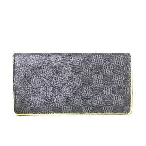 ルイ・ヴィトン(Louis Vuitton)ダミエグラフィットポルトフォイユプラザN63252長財布買取実績画像