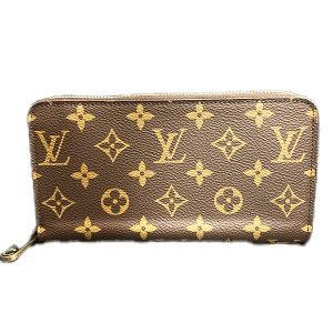 ルイ・ヴィトン(Louis Vuitton)モノグラムジッピーウォレットラウンドファスナー長財布買取実績画像