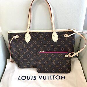 ルイ・ヴィトン(Louis Vuitton)モノグラムネヴァーフルPMM41245トートバッグ買取実績画像