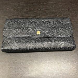 ルイ・ヴィトン(Louis Vuitton)財布ポルトフォイユヴィルトゥオーズブラック買取実績画像