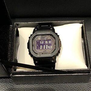 カシオ(CASIO)ジーショックフルメタルブラックGMW-B5000GD-1JF 22000時計買取実績画像