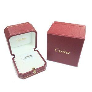 カルティエ(Cartier)ソリテールリング0.2ct買取実績画像