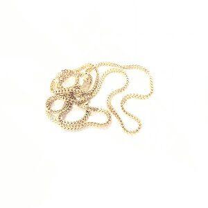 金(gold)necklace買取実績画像