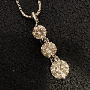 diamondネックレス買取実績画像